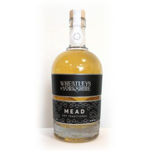 Dry traditional mead