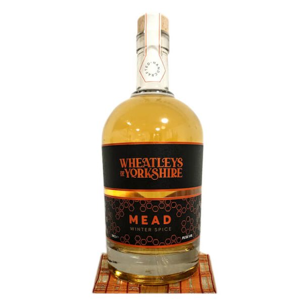 Wheatleys of yorkshire Winter Spice mead